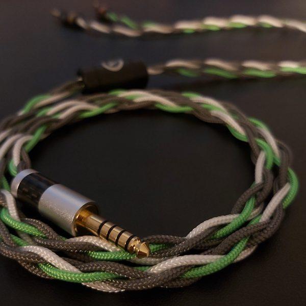 EP1C Series Y-Split Kopfhörerkabel