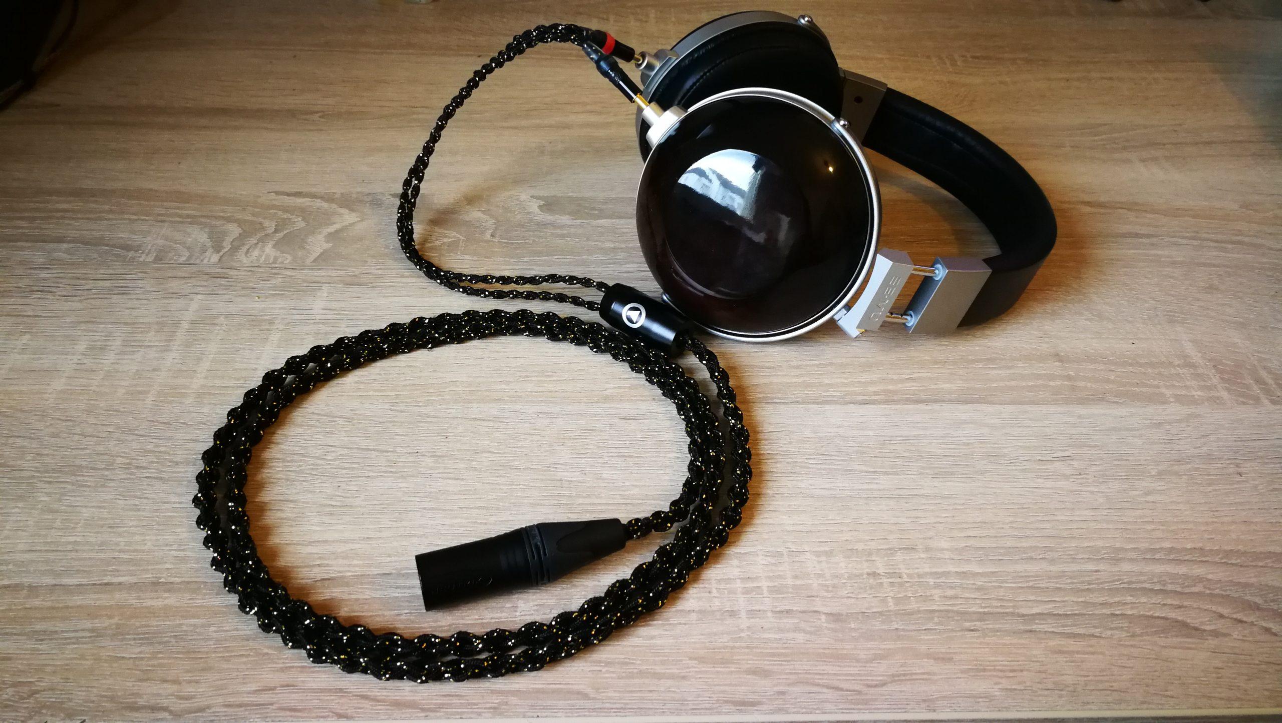 Audioverse EP1C Series Y-Split Kopfhörerkabel