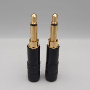 3,5mm Mono Klinkenstecker (Paar)