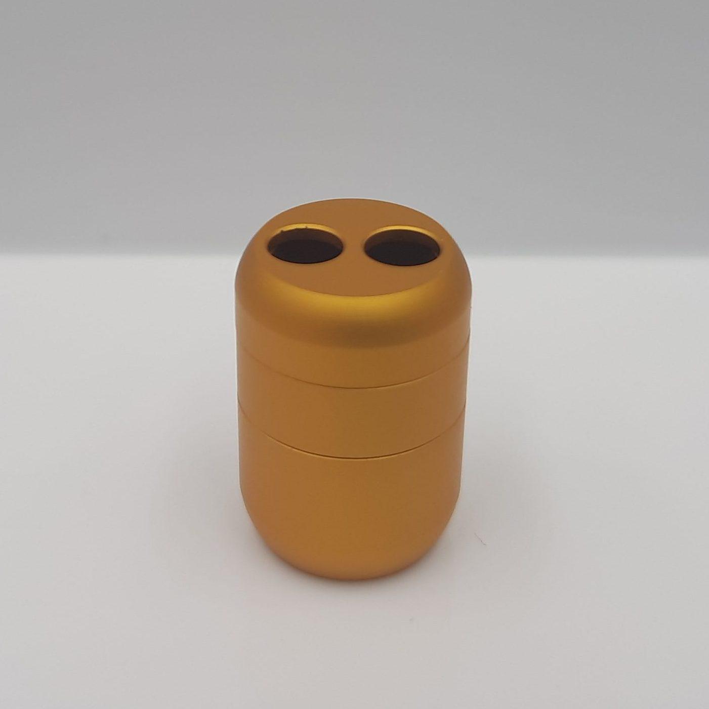 PLUSSOUND Aluminum Y-Splitter