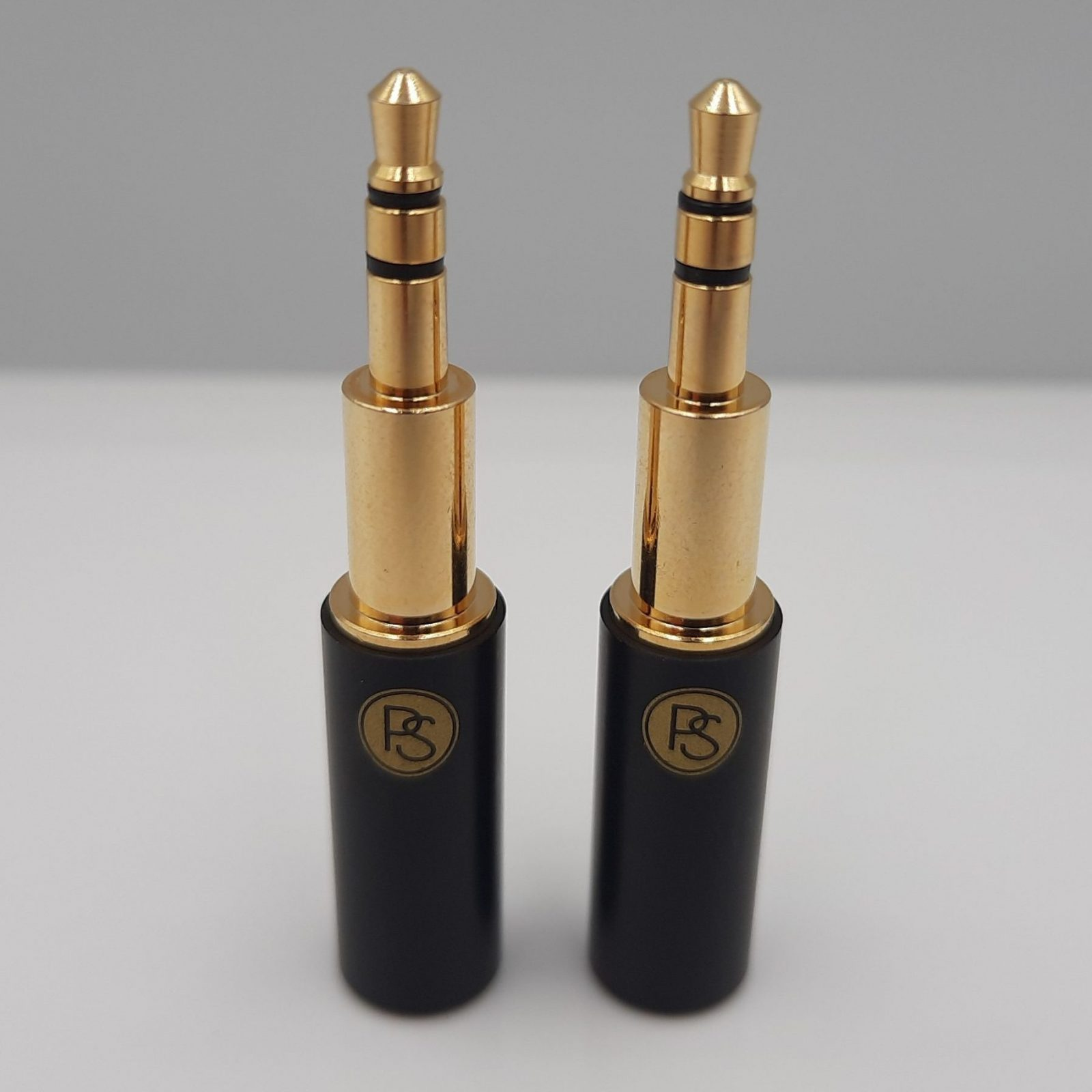 PLUSSOUND Gold Plated 3.5mm Extended