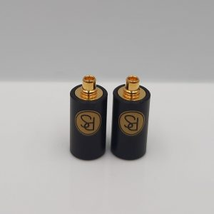 PLUSSOUND Gold Plated MMCX Connectors